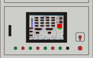 水力发电远程自动化控制柜