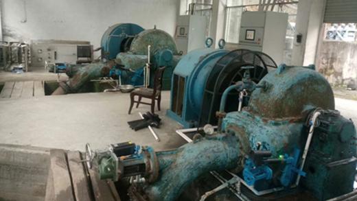 贵州亚木沟电站改造项目